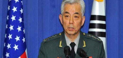 Ministro de defensa de Corea del Sur Foto: EFE