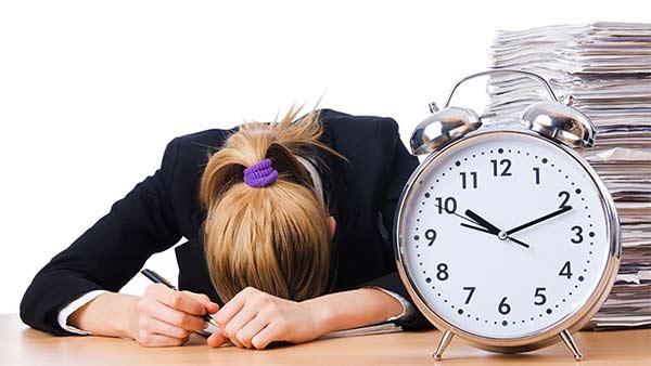 ¿Están nuestros cerebros capacitados para llevar la rutina de 9 a 5 después de cierta edad? | Foto: Thinkstock