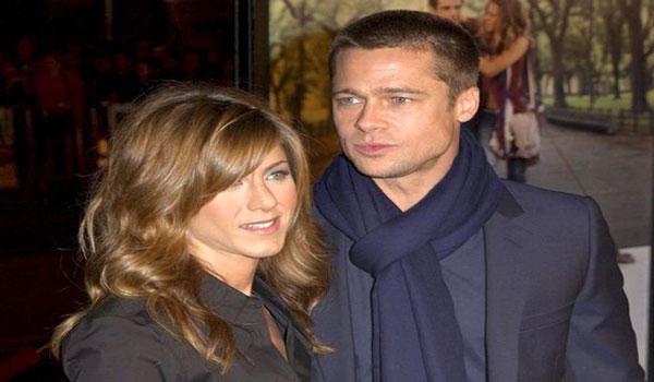 Brad Pitt y su ex pareja, Jennifer Aniston|Foto: express.co.uk