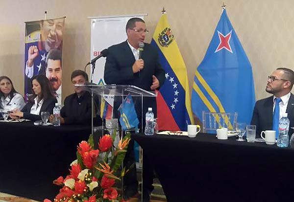 Jesús Faría |Foto: @amarcanopsuv
