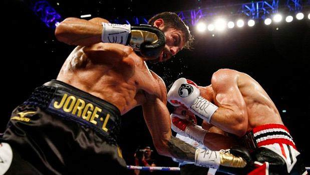 Jorge Linares vs Anthony Crolla | Foto: El Comercio