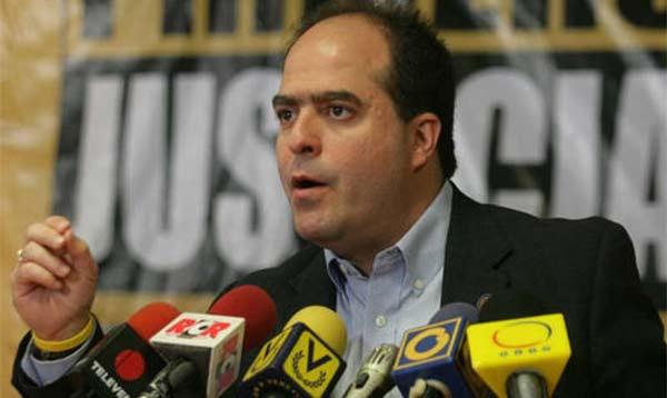 Julio Borges, diputado de la Asamblea Nacional | Foto: Cortesía