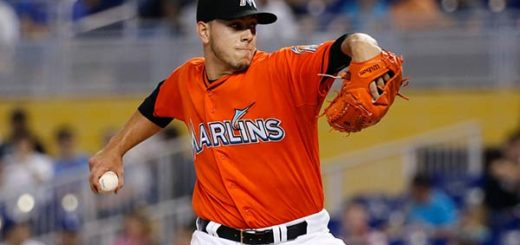 José Fernández | Foto:  Mike Ehrmann / Getty Images