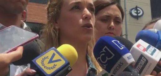 Lilian Tintori |Foto: captura de video