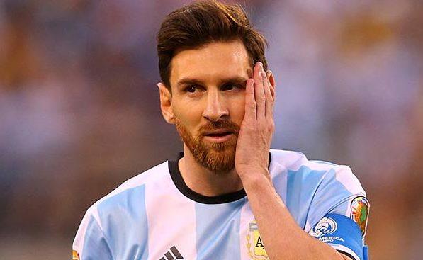 Lionel Messi no jugará en Venezuela  Foto: Getty
