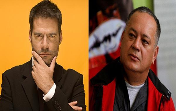 Luis Chataing / Diosdado Cabello | Foto: composición Notitotal