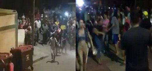 Cacerolazo a Maduro en Nueva Esparta | Foto: captura