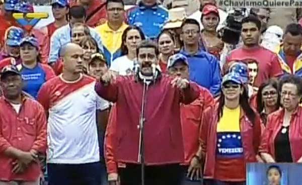 Nicolás Maduro |Foto: captura