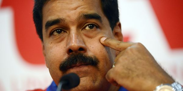 Nicolas Maduro se declaró oficialmente Maburro | Foto: Archivo