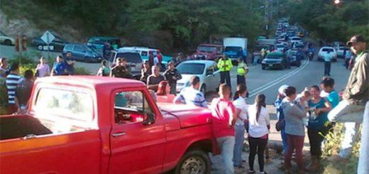 Tuiteros reportaron protestas en Barquisimeto por bolsas Clap| Foto cortesía