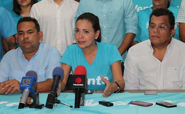 María Corina Machado | Foto archivo: prensa María Corina