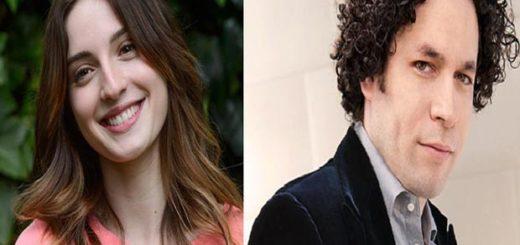 María Valverde confirma su romance con Gustavo Dudamel |Fotomontaje