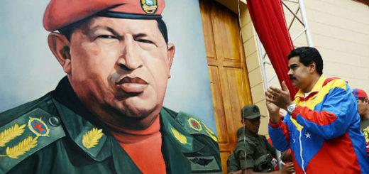 Nicolás Maduro conmemora a Chávez |Foto referencial