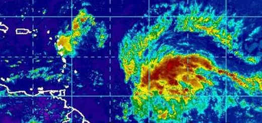 Tormenta tropical Matthew | Foto:  (Captura NOAA)