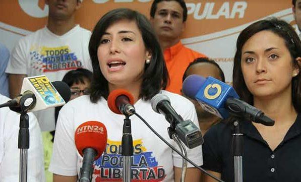 Patricia de Ceballos | Foto: noticiero digital