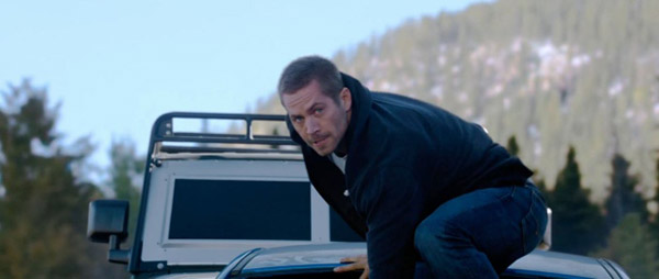 "Paul Walker regresó a la vida en ""Furious 7"" gracias a la CGI. | Foto referencial"