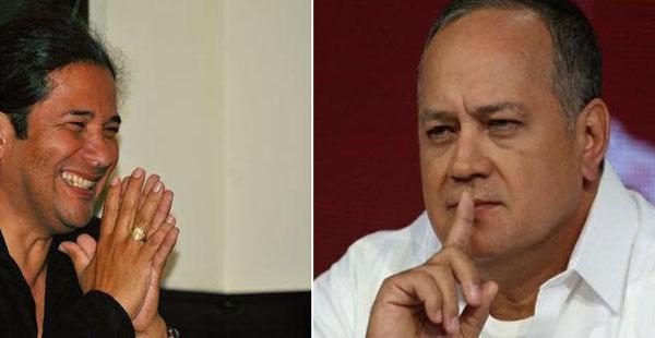 Reinaldo dos Santos sorprende a Venezuela: Susana embarazada de Diosdado   imagen de referencia