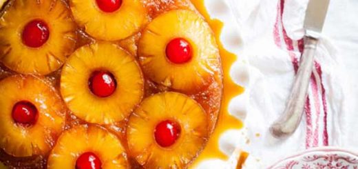 Torta de piña | Foto referencial