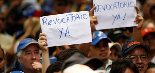 Referendo revocatorio en Venezuela | Imagen de referencia