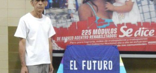 Señor Papagayo | Foto: @unidadvenezuela