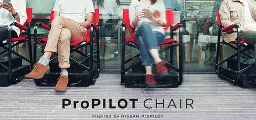 ProPILOT Chair | Foto: Nissan