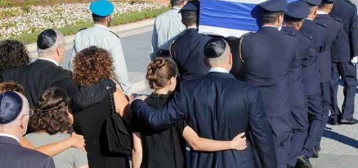 Funeral de Simon Peres, el último fundador de Israel | Foto: ABC