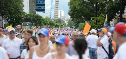 Toma de Caracas | imagen: La Patilla