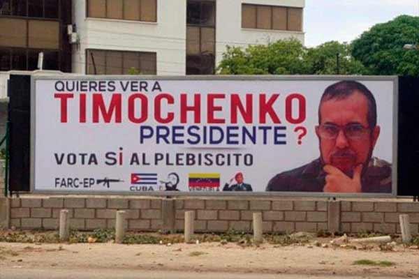 tomas-elias-gonzalez-pol-eacute-mica-valla-en-santa-marta-invita-a-votar-por-el-no-en-el-plebiscito