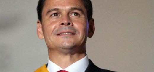 Gobernador José Gregorio Vielma Mora |Foto: prensa presidencial