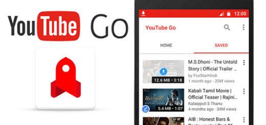 La nueva app de Google fue lanzada en la India y promete llegar el próximo año a todo el mundo | Foto: YouTube Go