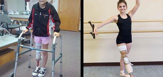 Gaby Shull continuó con su sueño de ser bailarina   Foto: TKM