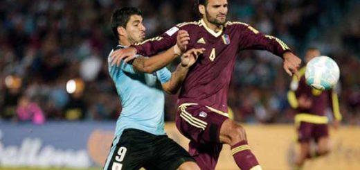 Vinotinto vs Uruguay | Foto: Merdiano