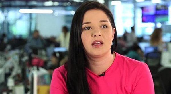 Daniela Alvarado | Foto: Archivo