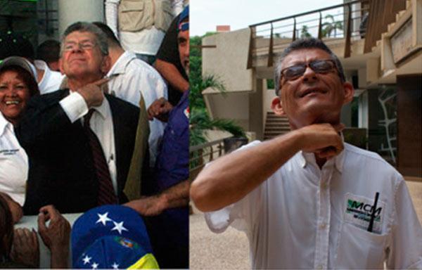 Henry Ramos Allup / Jesús Rubio | Foto: Noticia Al Día