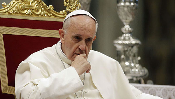 Papa Francisco | Foto: EFE