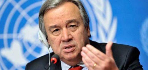 António Guterres nuevo secretario general de la ONU | Foto: cortesía