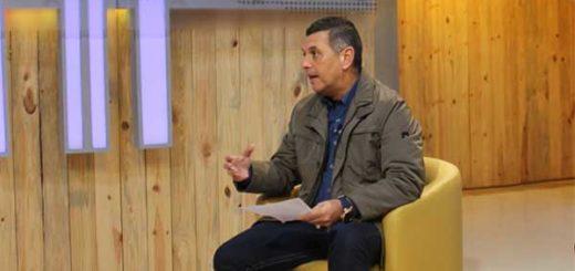 Ministro para la Pesca y Acuicultura, Ángel Belisario | Foto: @VTVCanal8