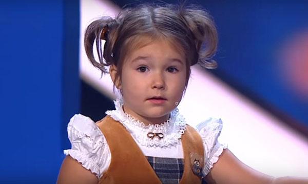Bella Deviátkina| Captura de video