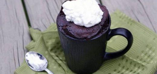 Bizcocho de chocolate | Foto referencial