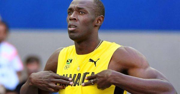 Usain Bolt   Foto: EFE