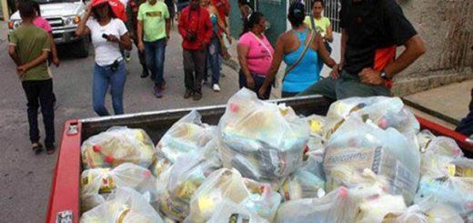 Las bolsas Clap|Foto: @Vtvcanal8