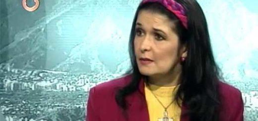 Maripili Hernández, ex ministra de la Juventud | Foto: Captura de video