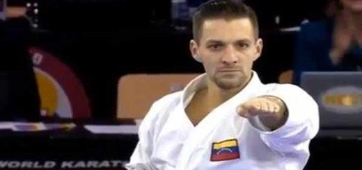 Antonio Díaz alcanzó nuevo título  |Captura de video