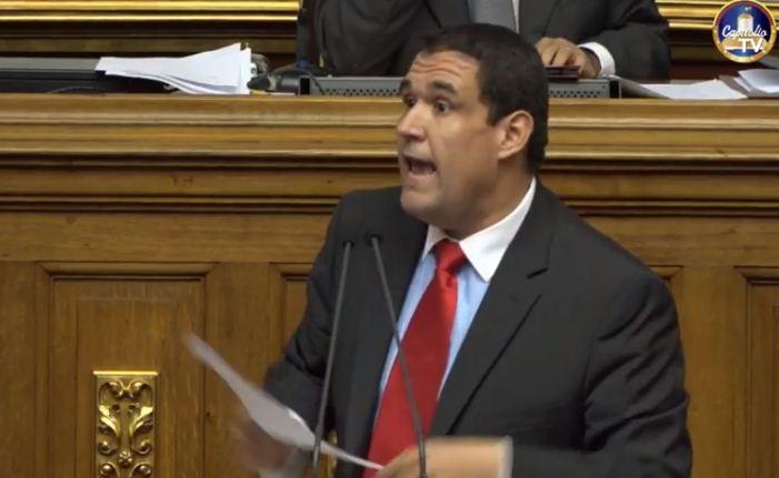 Diputado Mathues habla del juicio político |Captura de pantalla