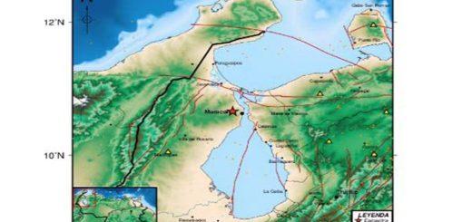 Maracaibo fue sacudida por un sismo de 4,3 |Foto: Funvisis