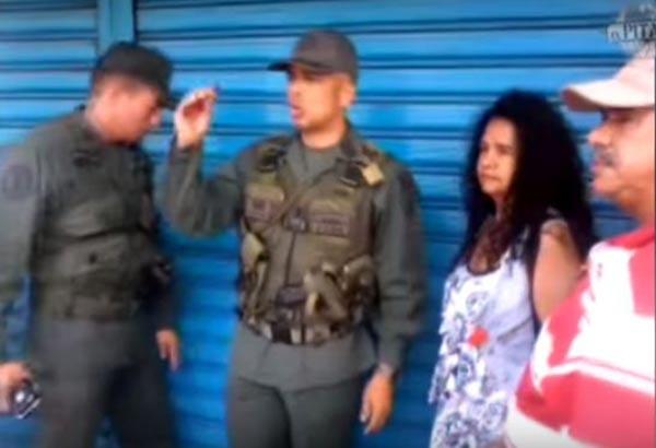 Comandante de Zodi en Sucre cerró panadería en Cumaná por la utilización de ingredientes no aptos para el consumo humano|Captura de Video