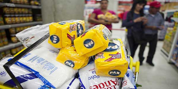 Precios de productos de primera necesidad han subido un 98%   Foto: Referencial