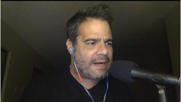 Así reaccionó Luis Chataing tras decisión del CNE de suspender el 20%   Foto: Captura de video