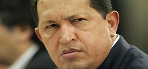 Hugo Chávez / Foto referencial