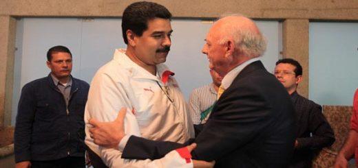 Cisneros y Maduro| Foto: Pennystockexperts.com
